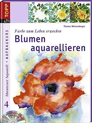 Farbe zum Leben erwecken: Blumen aquarellieren