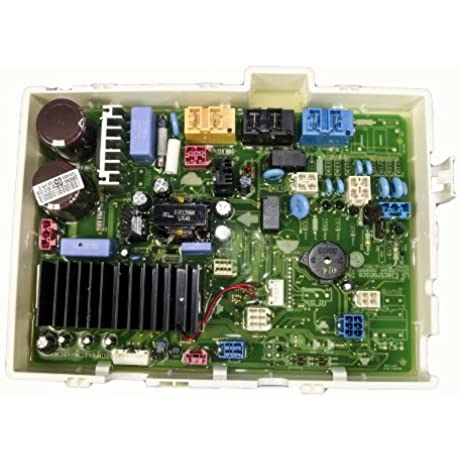 LG Electronics EBR62545105 Washing Machine Main PCB Assembly