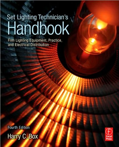 Set Lighting Technician's Handbook (text only) 4th (Fourth) edition by H. Box ebook