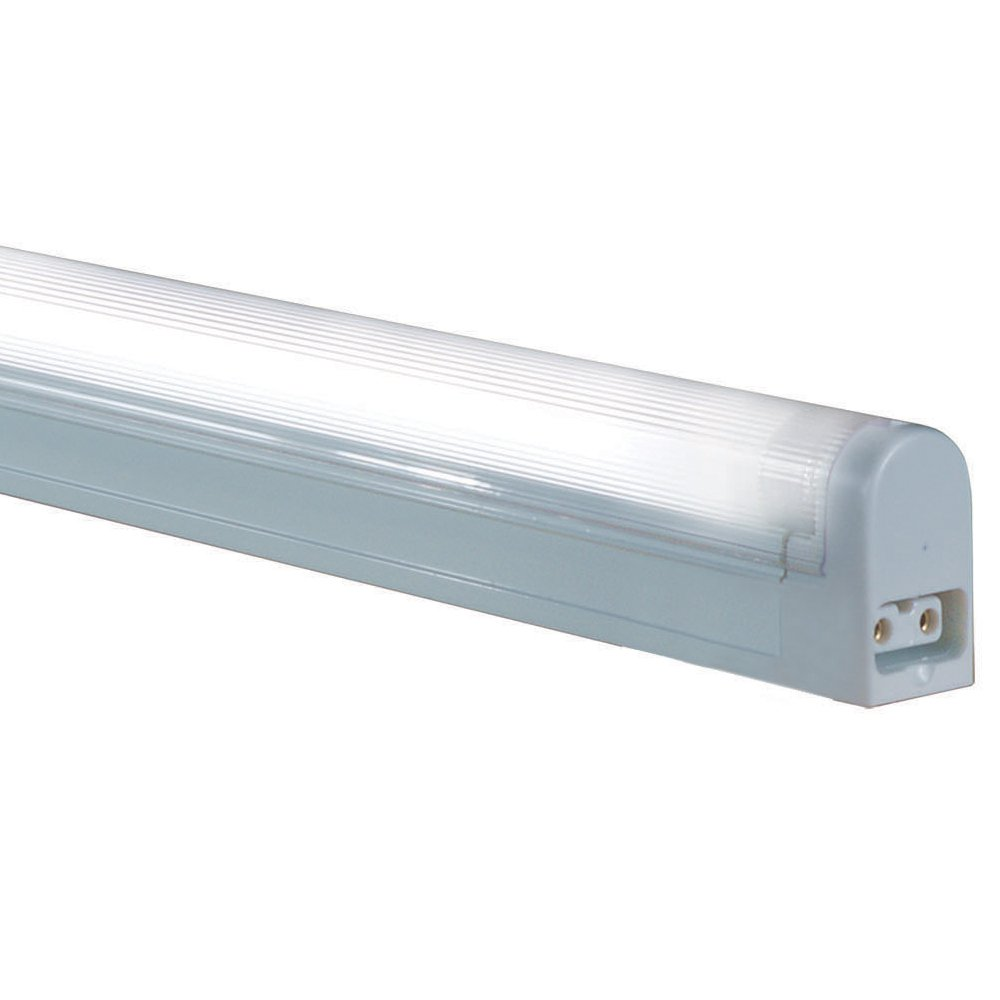 Jesco Lighting SP4-28-41-W 28W T4 Fluorescent Undercabinet Fixture44; White - 4100K