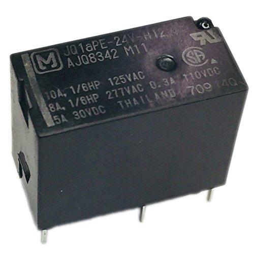 JQ1APE-24V-H12 Panasonic/Matsushita 24V HIGH Electrical Mechanical Noise Immunity (Matsushita Electronics)