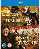Clash Of The Titans/Wrath Of The Titans [Region Free]