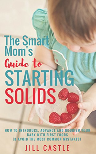 Smart Moms Guide Starting Solids ebook product image