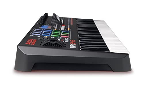 Akai Professional MPK249 | 49 Key Semi Weighted USB MIDI Keyboard Controller Including Core Control