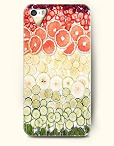SevenArc Phone Cover Apple iPhone case for iPhone 4 4s -- Different Types Of Lemon
