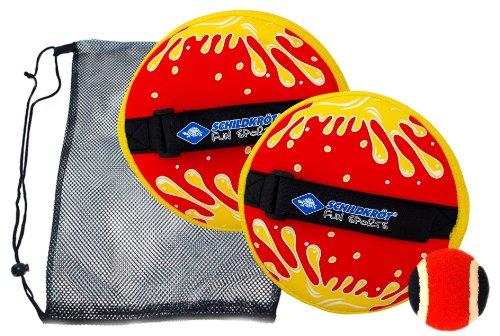 Schildkröt Funsports Klettball Set in Tasche, 970122