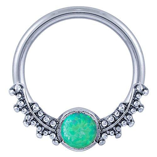 Tribal Captive Ring - 3