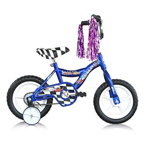 MBR Boy's 12 BMX Bike Color: Blue by Micargi B012X47YZY
