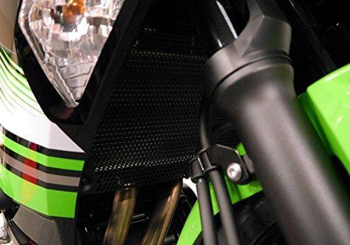Evotech Performance Kawasaki Z650 & Ninja 650 Radiador Guard ...