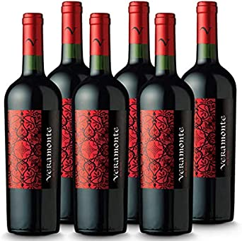 Vino tinto Red Blend Veramonte 75 cl - D.O. Valle Central ...