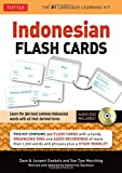img - for Indonesian Flash Cards: (Audio CD Included) (Tuttle Flash Cards) by Zane Goebel (2013-08-13) book / textbook / text book