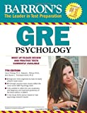 img - for Barron's GRE Psychology, 7th Edition book / textbook / text book