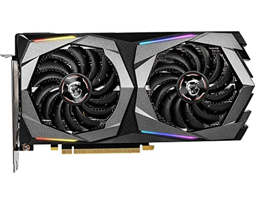 MSI GeForce RTX 2060 GAMING Z 6G Graphics Card [Domestic Authentic Distributor]