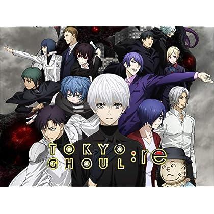 Tokyo Ghoul:re, Season 3, Pt  2 (Original Japanese Version