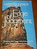 Edge of Judgment, Larry Richards, 0891910603