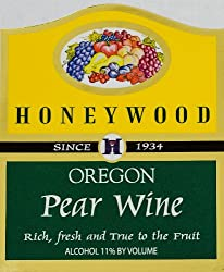 Honeywood Winery Pear