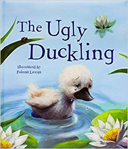 Amazon.com: The Ugly Duckling (9781445481005): Parragon Books: Books