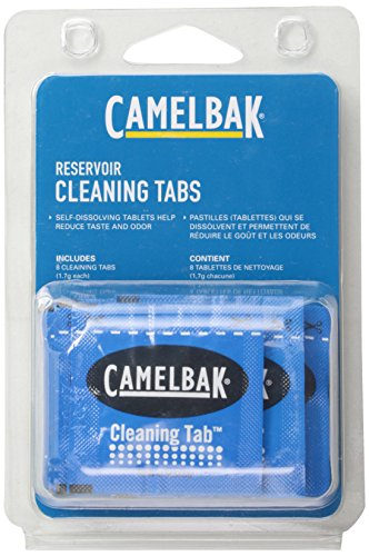 Hydration Pack Cleaning Kit (CamelBak Reservoir Cleaning Tablets (8 Pack))