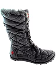 Columbia Womens Powder Summit Waterproof Winter Boots -25F