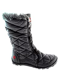 COLUMBIA WOMEN'S POWDER SUMMIT WATERPROOF WINTER BOOTS -25F