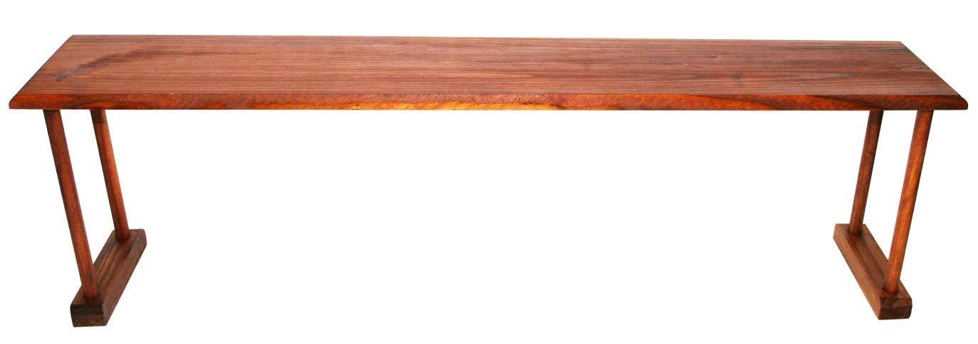 Home Basics Pine Over-The-Sink Shelf, Brown