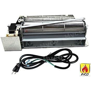 Hyco Fireplace Blower Kit for Lennox, Superior, Rotom FBK-100
