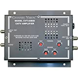 Channel Vision CVT-40BID 40dBmV Amplifier
