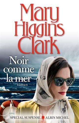 Noir comme la mer : roman