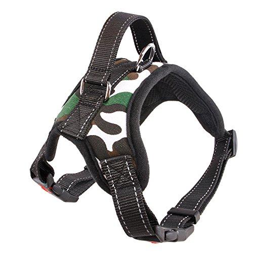 51Tu4QK59pL._SS500_ kimigo sport dog safety vest harness, outdoor front range soft pet