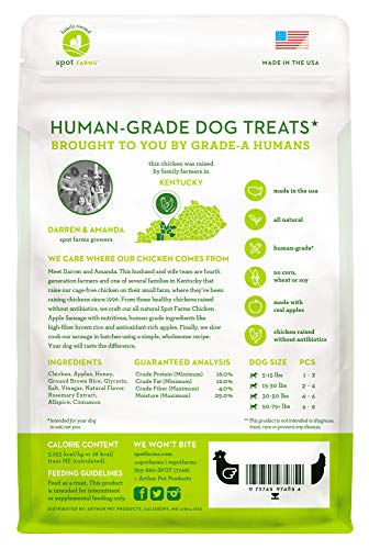 Spot-Farms-All-Natural-Human-Grade-Dog-Treats-Chicken-Apple-Sausage