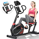 Best Recumbent Exercise Bikes - HARISON Recumbent Exercise Bike with Magnetic Resistance Review