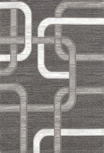 0160 Gray Area Carpet Large product image
