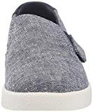TOMS Girls' Avalon Loafer, Drizzle Grey Micro