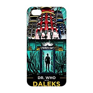 Doctor Who Dr. Who the Daleks 3D For SamSung Galaxy S5 Mini Phone Case Cover