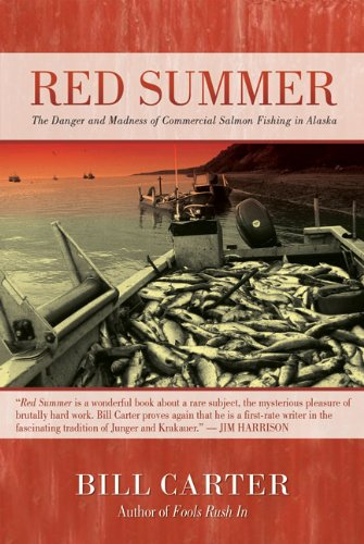 Sockeye Salmon Fishing (Red Summer: The Danger and Madness of Commercial Salmon Fishing in Alaska)