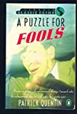img - for A Puzzle for Fools (Classic Crime) book / textbook / text book