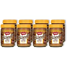 Lotus Biscoff |Cookie Butter Spread | Crunchy | non-GMO + Vegan | 13.4 Ounce (1 Count)