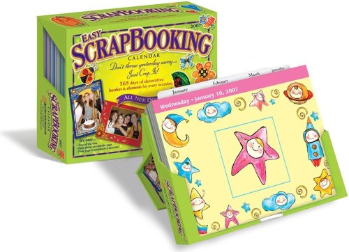 Easy Scrapbooking: 2007 Day-To-Day -