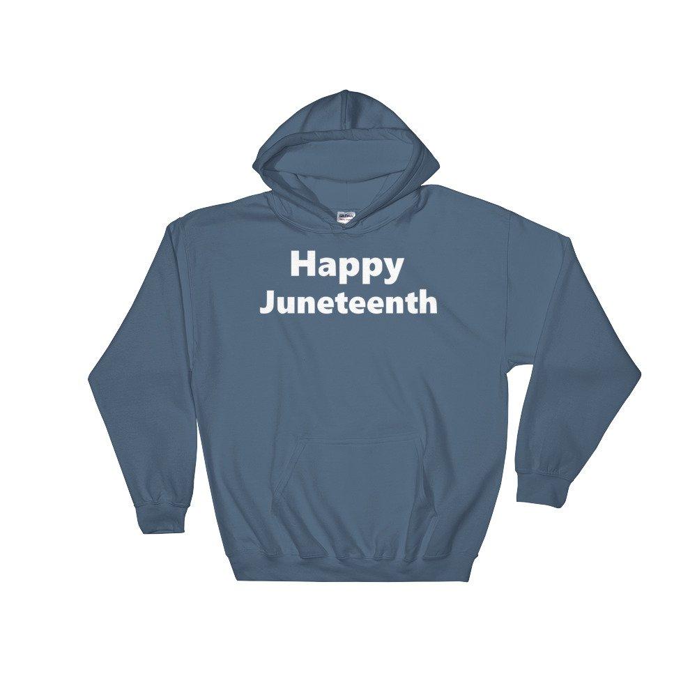 Gossip Rag Happy juneteenth Shirt Top Hoodie Hoody Hooded Sweatshirt