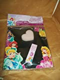 Disney Princess Chalkboard Set - 7 inches wide x 8 1/2 inches tall
