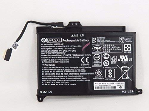 New Genuine Battery for HP Pavilion 15-AU Series 7.1V 41Wh Battery 849909-850 (15 Hp Series)