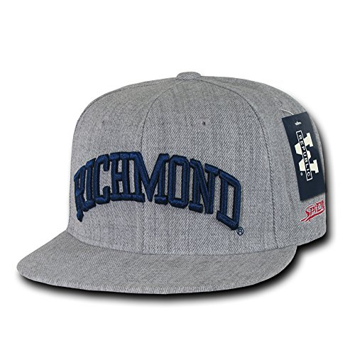 W Republic NCAA Game Day Fitted Cap College Caps - Univ Of Richmond, 7 - Hat Richmond Shop