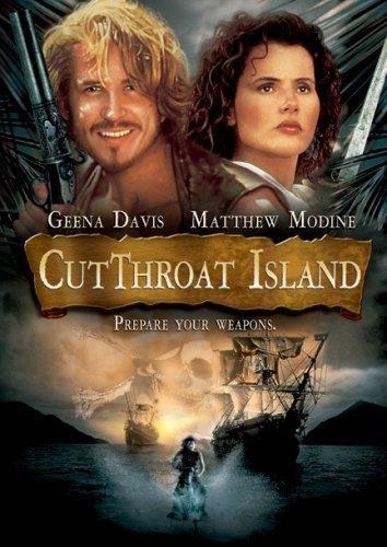 Cutthroat Island by Lions Gate by Renny Harlin