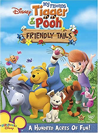 Amazon my friends tigger pooh friendly tails my friends my friends tigger pooh friendly tails altavistaventures Gallery