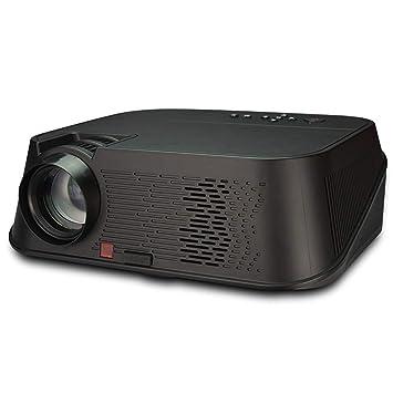 Proyector de Video Full HD 2200 Lumens Proyectores Portátil ...
