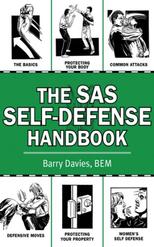 The SAS Self-Defense Handbook