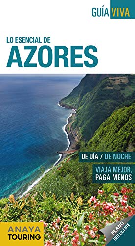 Azores (Guía Viva - Internacional) por Pombo Rodríguez, Antón