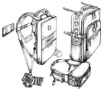 Kit con Correas de Triple arnés (TPH) (Cable de Acero, cojinete de ...