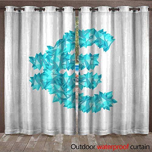 Exterior Home Design Software: Home Patio Outdoor Curtain Alphabet Crystal Diamond D