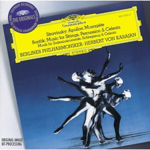 .com: Stravinsky: Apollon Musagète (1947 Version) / Second Tableau